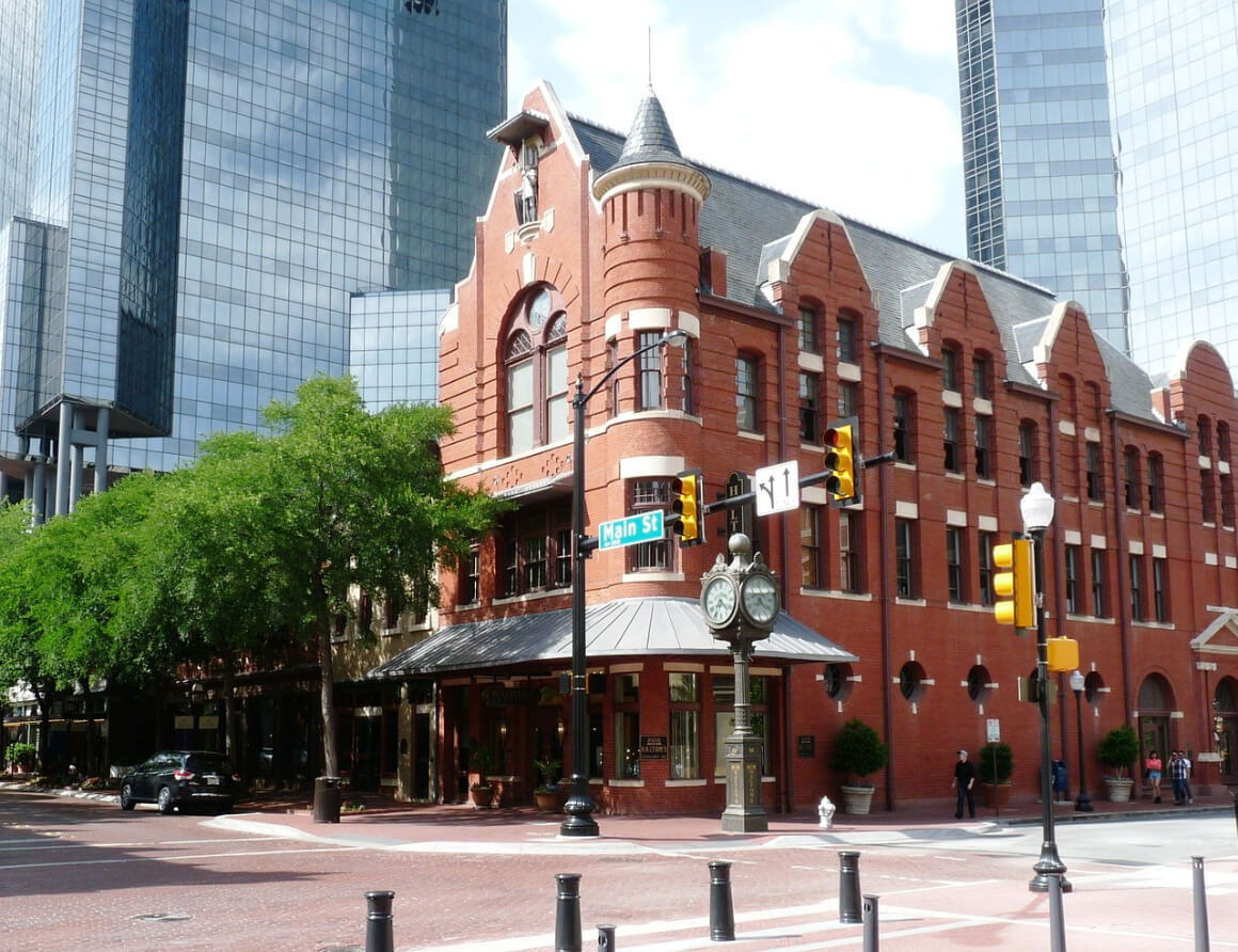 Where to stay in  Fort Worth's Downtown