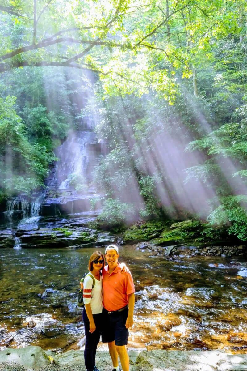 Guided Waterfalls Hike in the Smokies