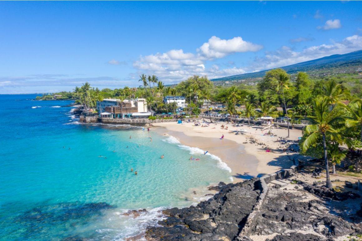 Kona The Big Island Hawaii