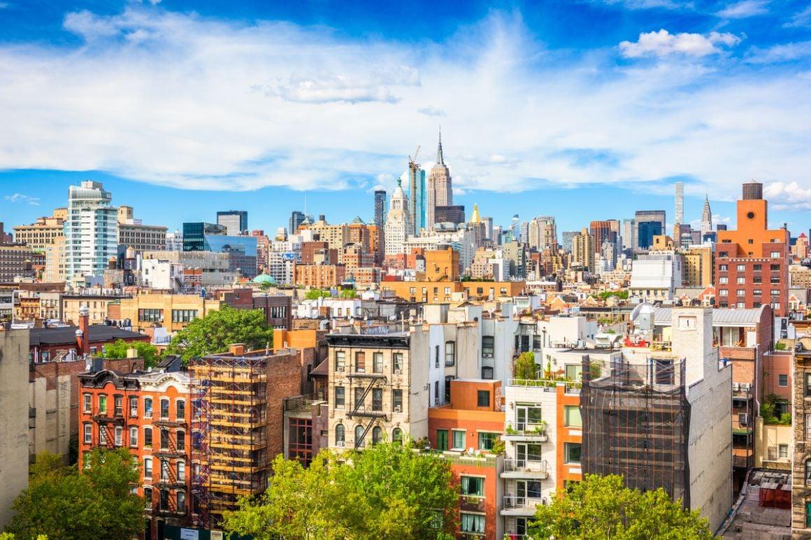 Lower East Side Manhattan