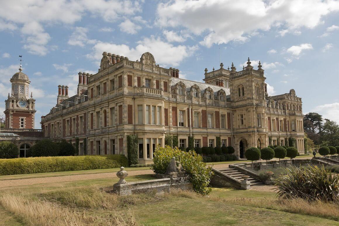 Mansion Norfolk England