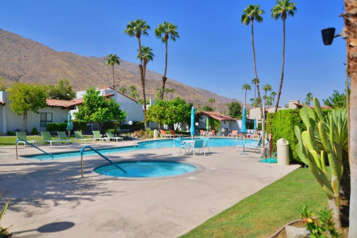Mesa Vista Villa Palms Springs