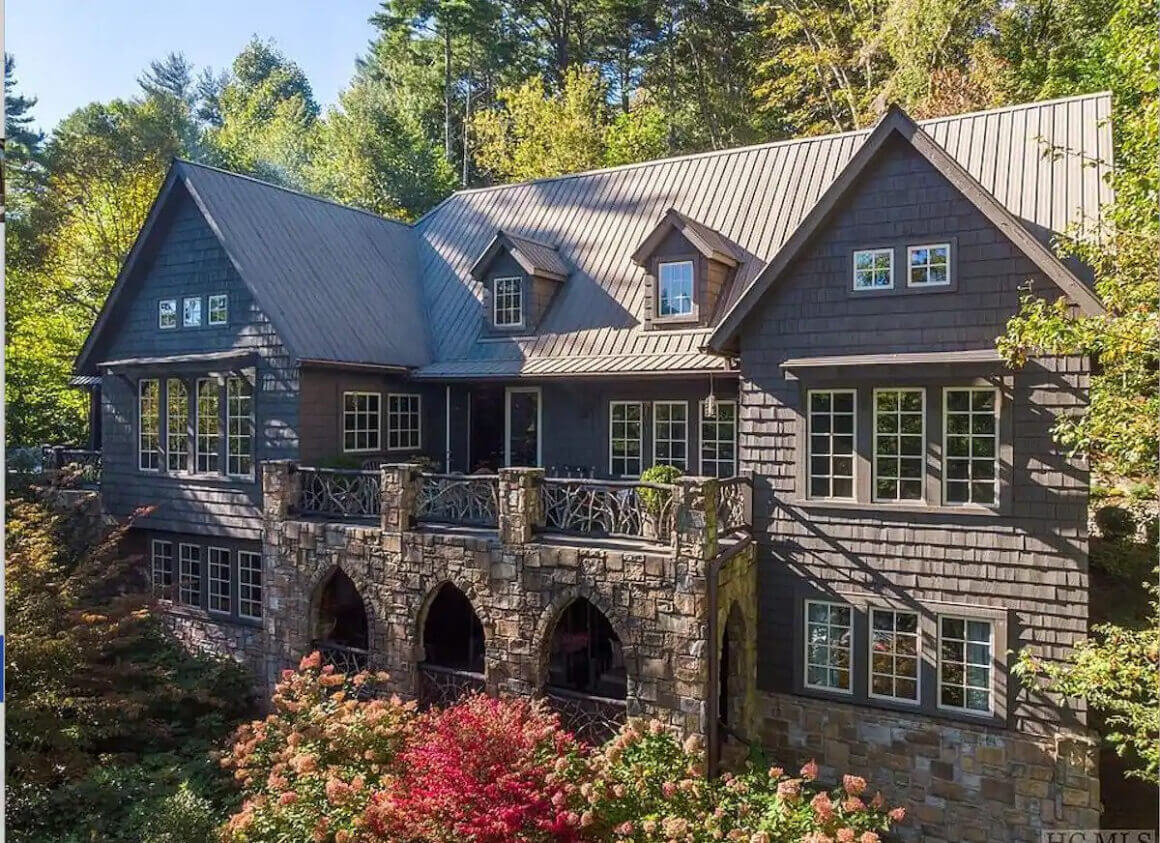 Most Over-The-Top Luxury Airbnb in the Smoky Mountains