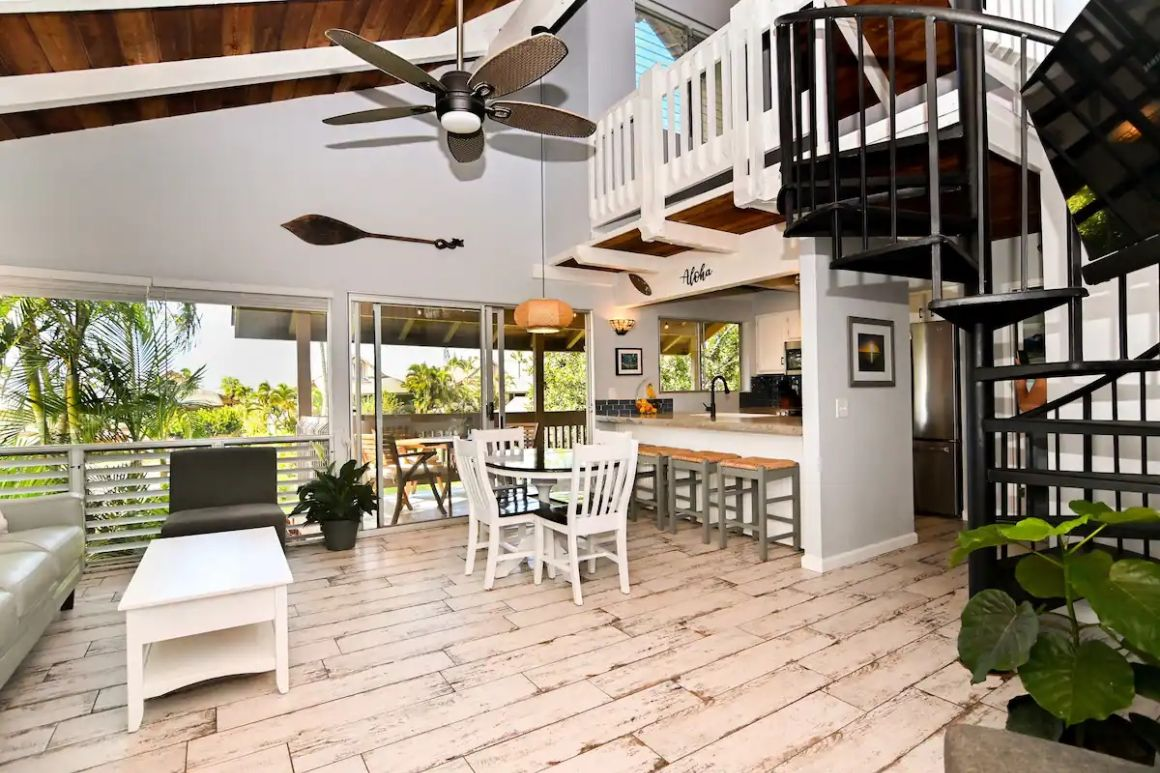 Newly Remodeled 2-Bedroom Condo in Princeville Kauai
