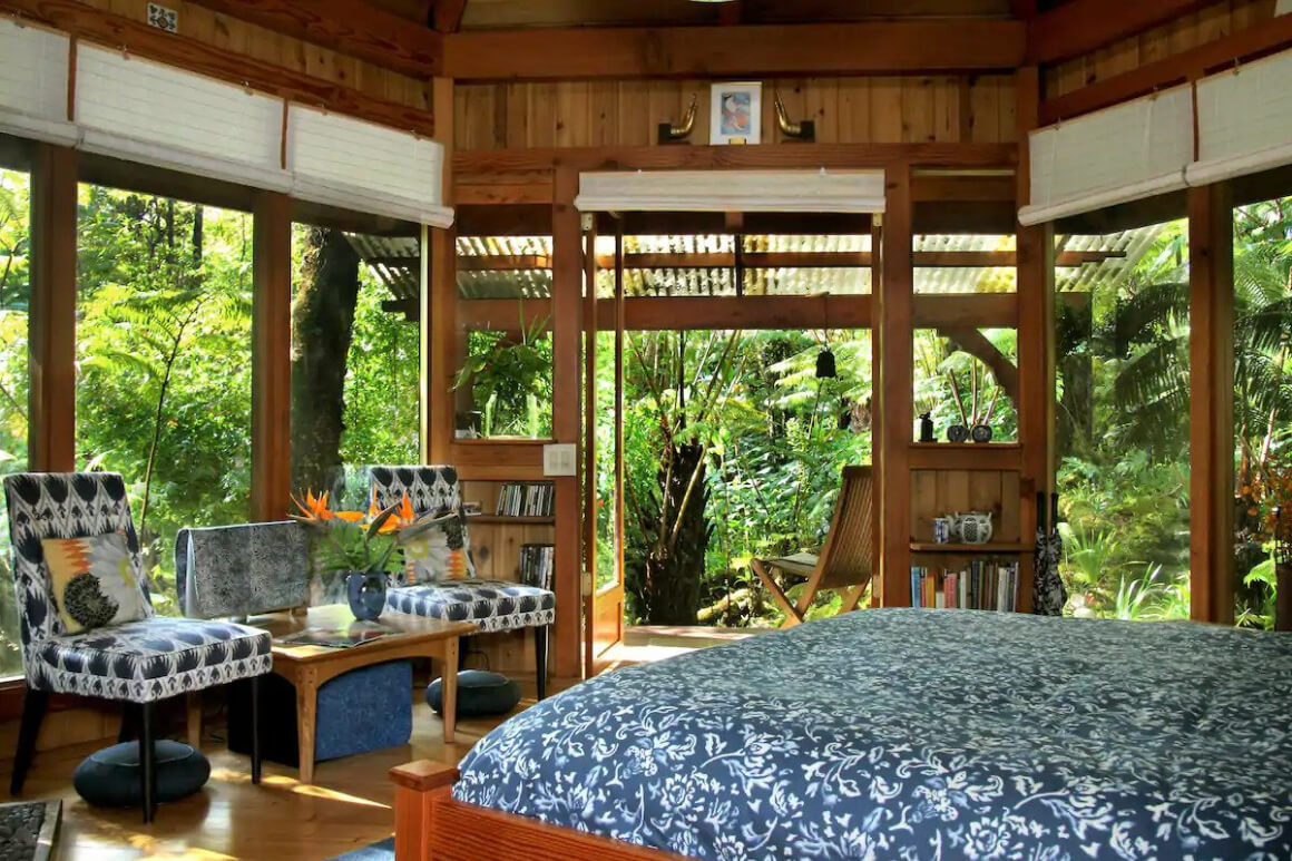Secluded Rainforest Hideaway for 2