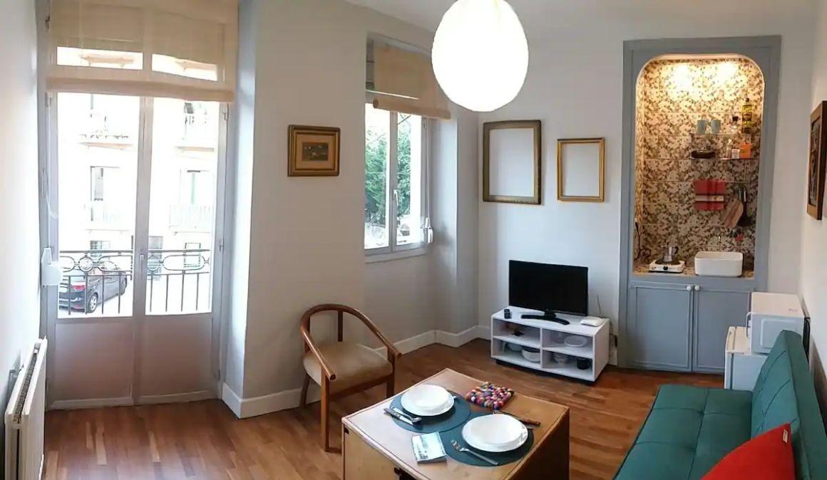 Small Apartment in San Sebastian