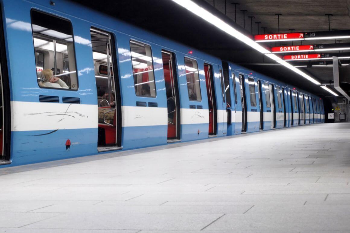 Subway Montreal