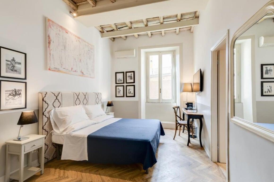 The Blue Hostel, Rome