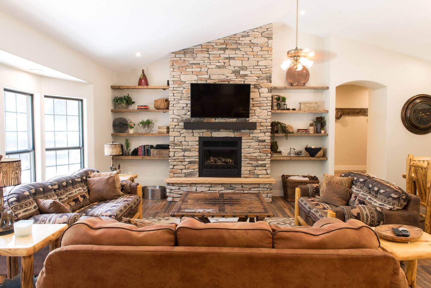 cabin in park city for families