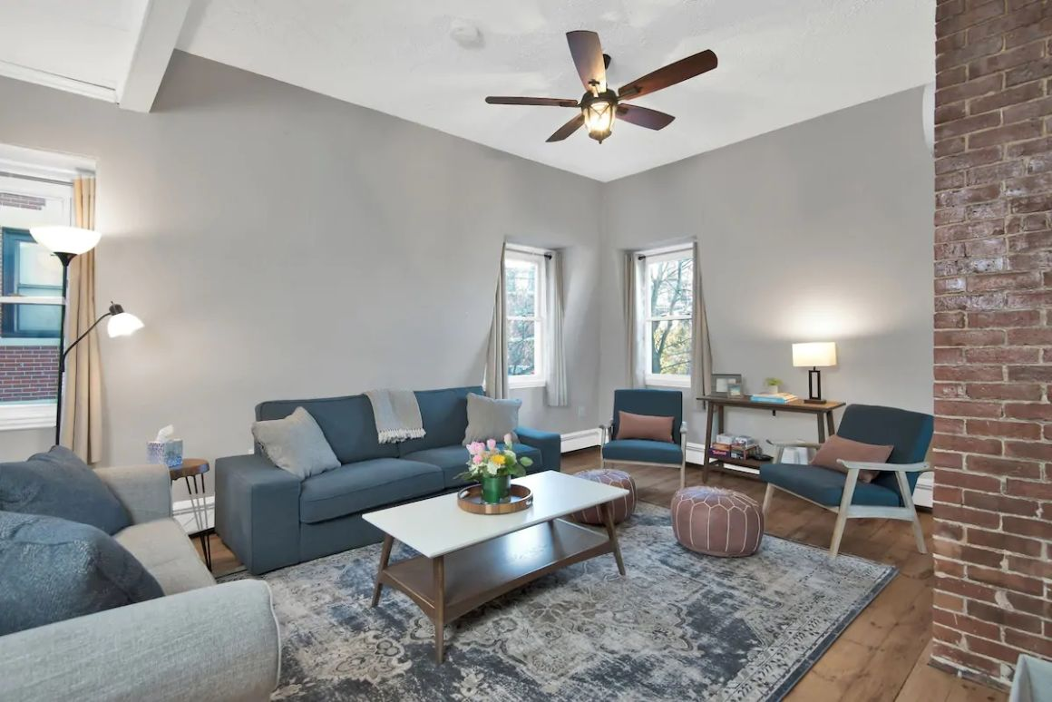 Apartment in Arts District and only a short walk to the Old Port Portland Maine