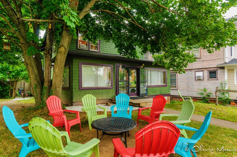 Asheville Hostel Guest House