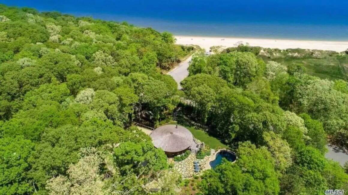 Beachfront Eco-Cabin in the Woods The Hamptons