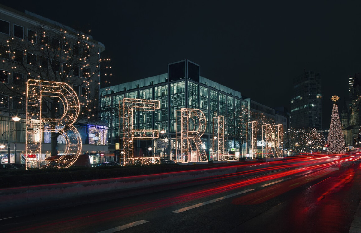 Berlin, Germany Christmas Market