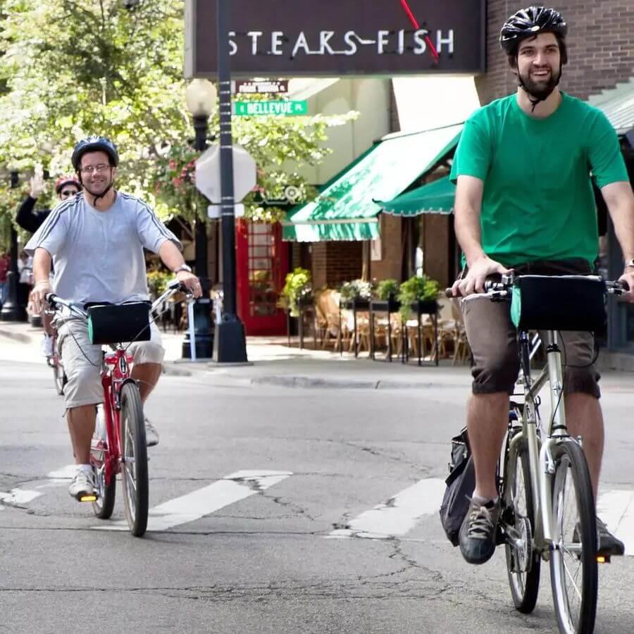 Bikes Bites and Brews Tour