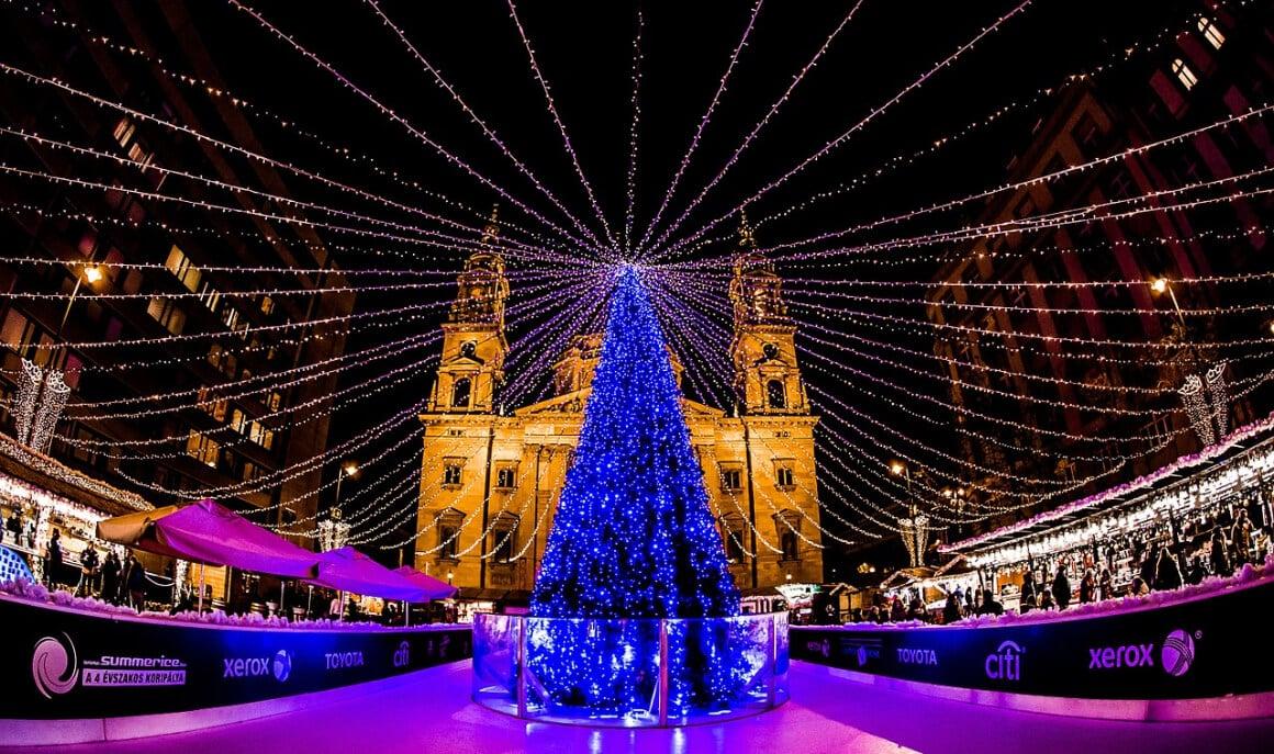 Budapest, Hungary Christmas Market