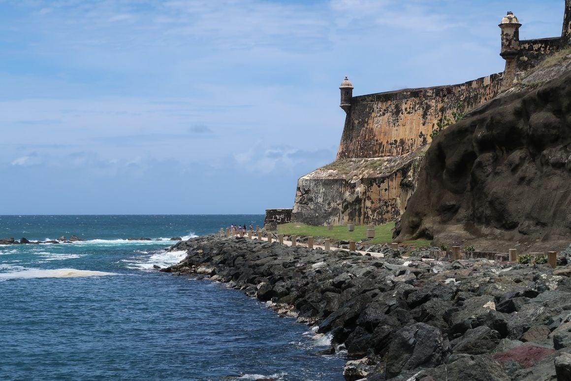 Castillo de San Cristobal San Juan