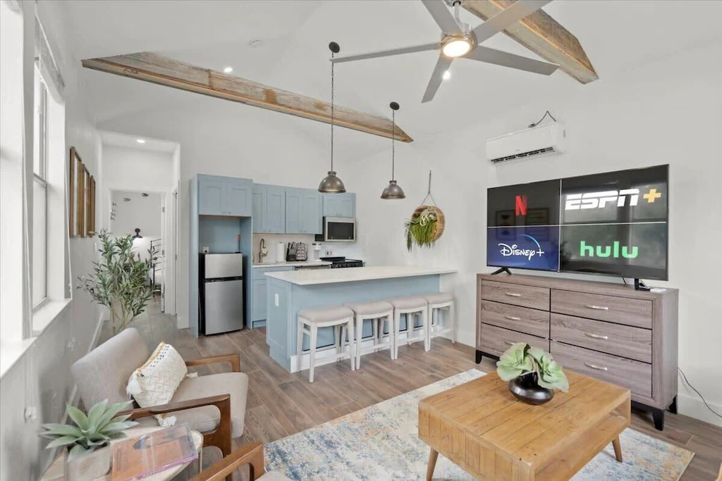 Centrally Located Apartment Austin