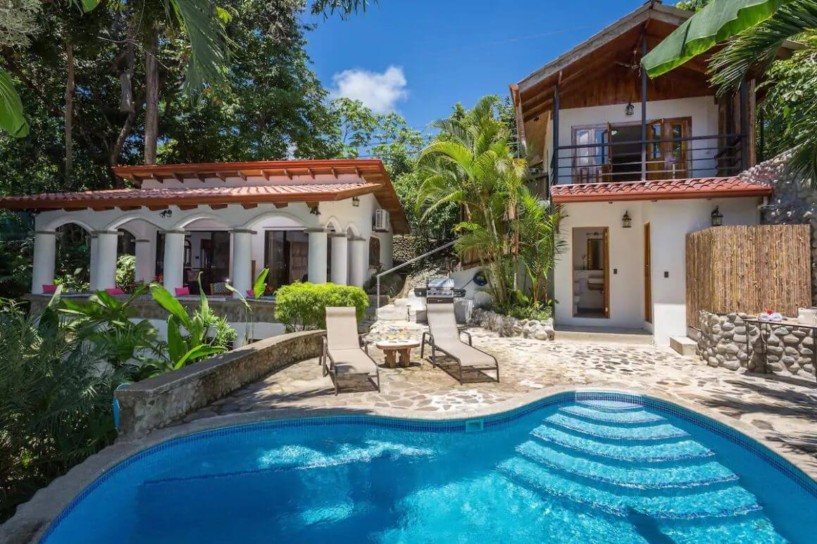 Classic 1 Bed Villa with Pool Costa Rica