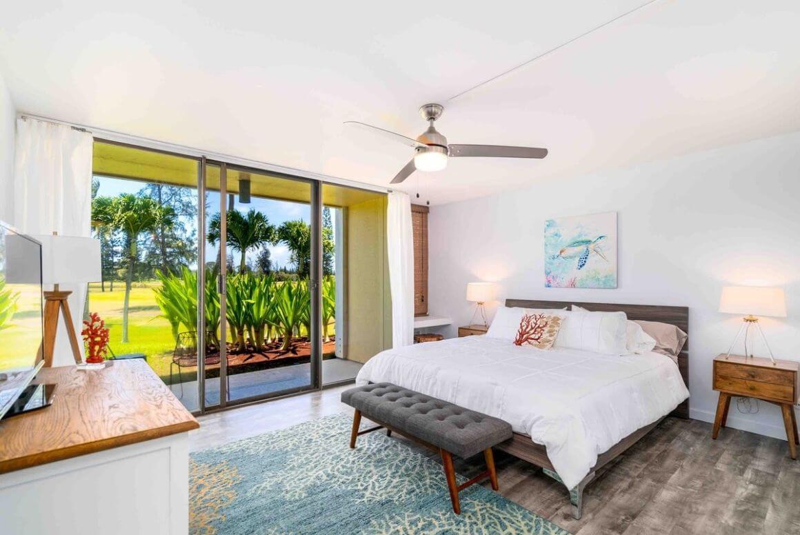Contemporary 1 Bed Condo in Gates Resort Oahu