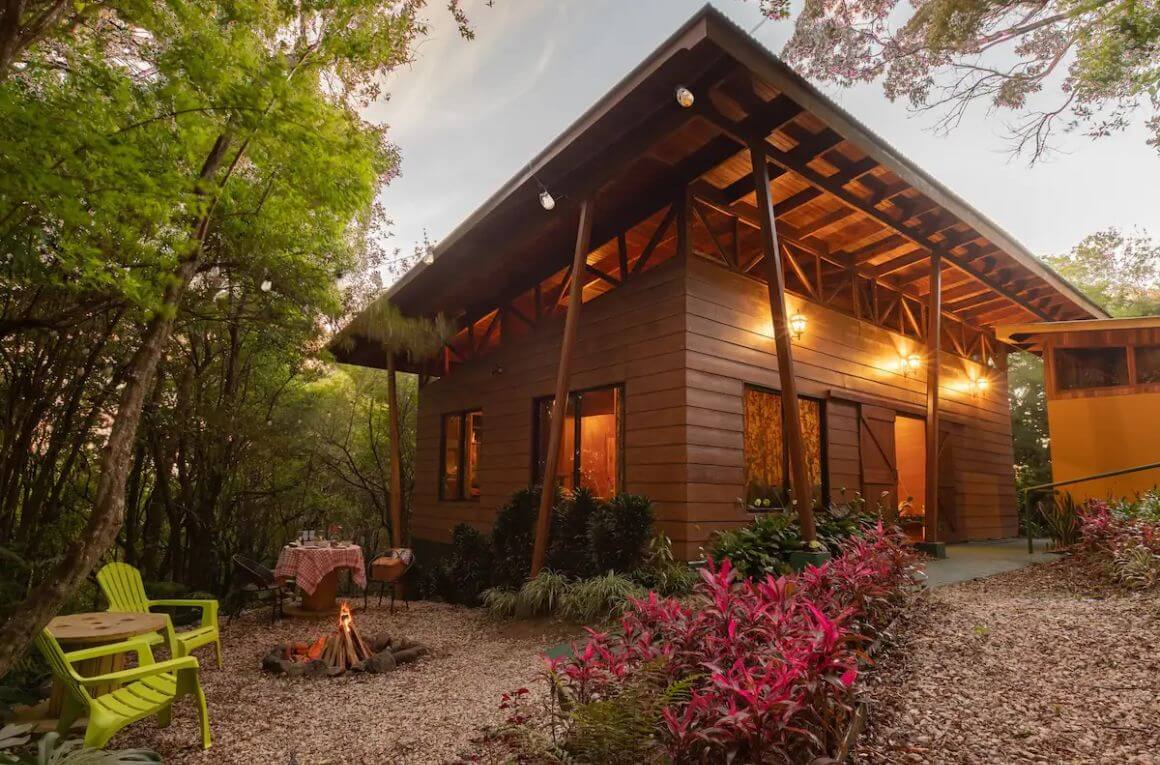 Convenient and Secluded 1 Bed Cabin Costa Rica
