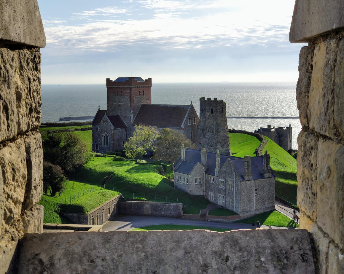 Day Trip to Dover Castle