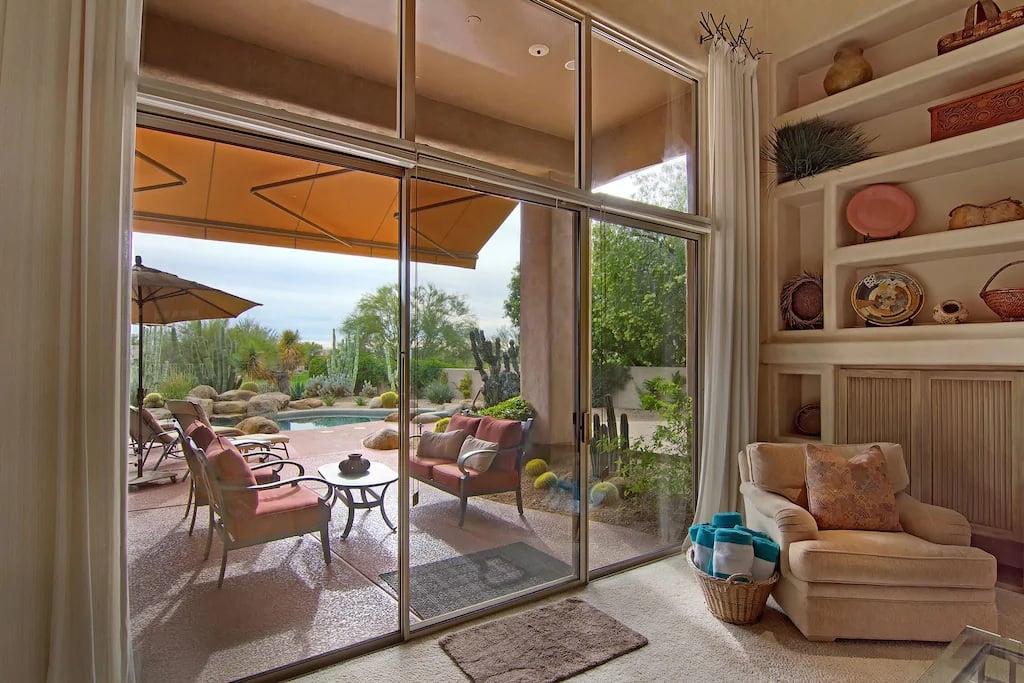 Desert Oasis 3 Bed Family Home Phoenix