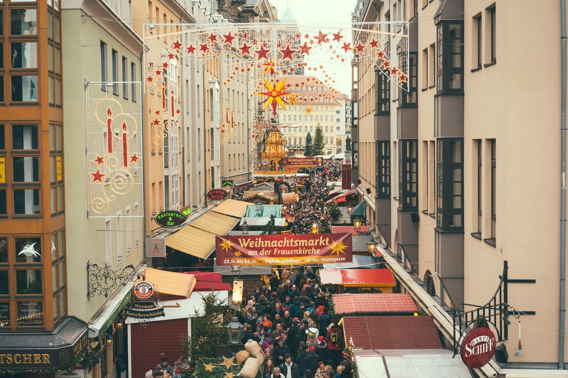 Dresden, Germany Christmas Market