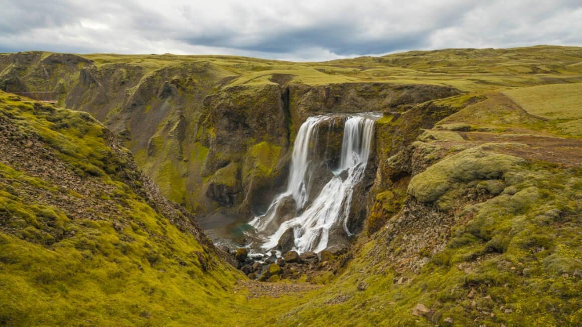 Fagrifoss Iceland