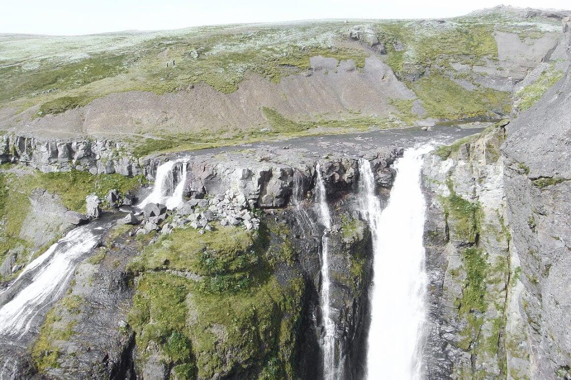 Glymur Iceland