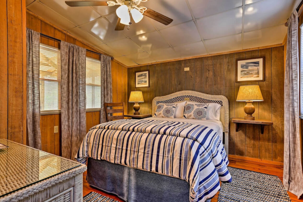Hatteras Island Secluded Cottage
