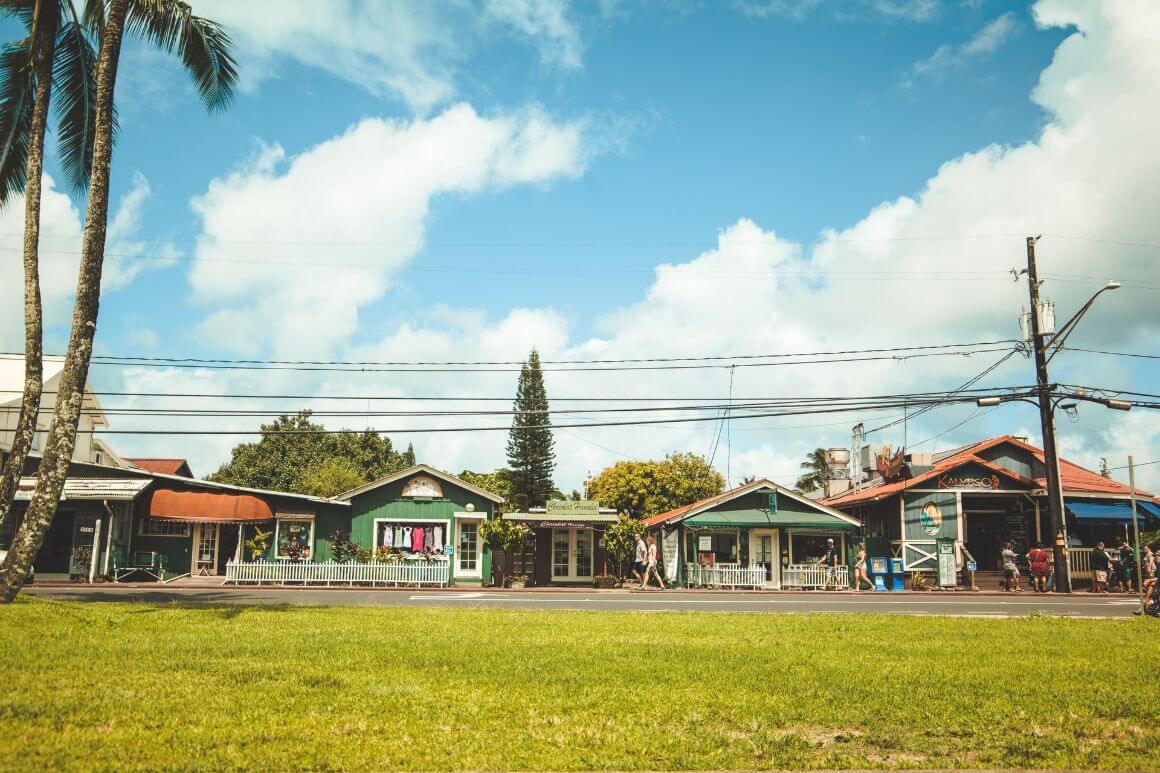 Houses Kauai