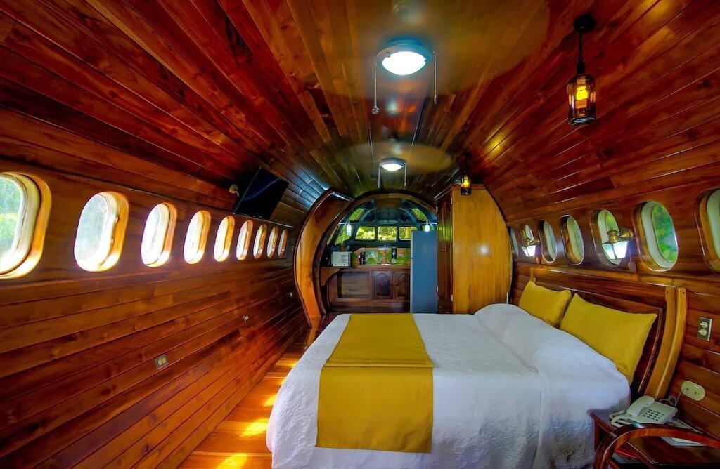 Island Castaway Airplane for 2 Costa Rica