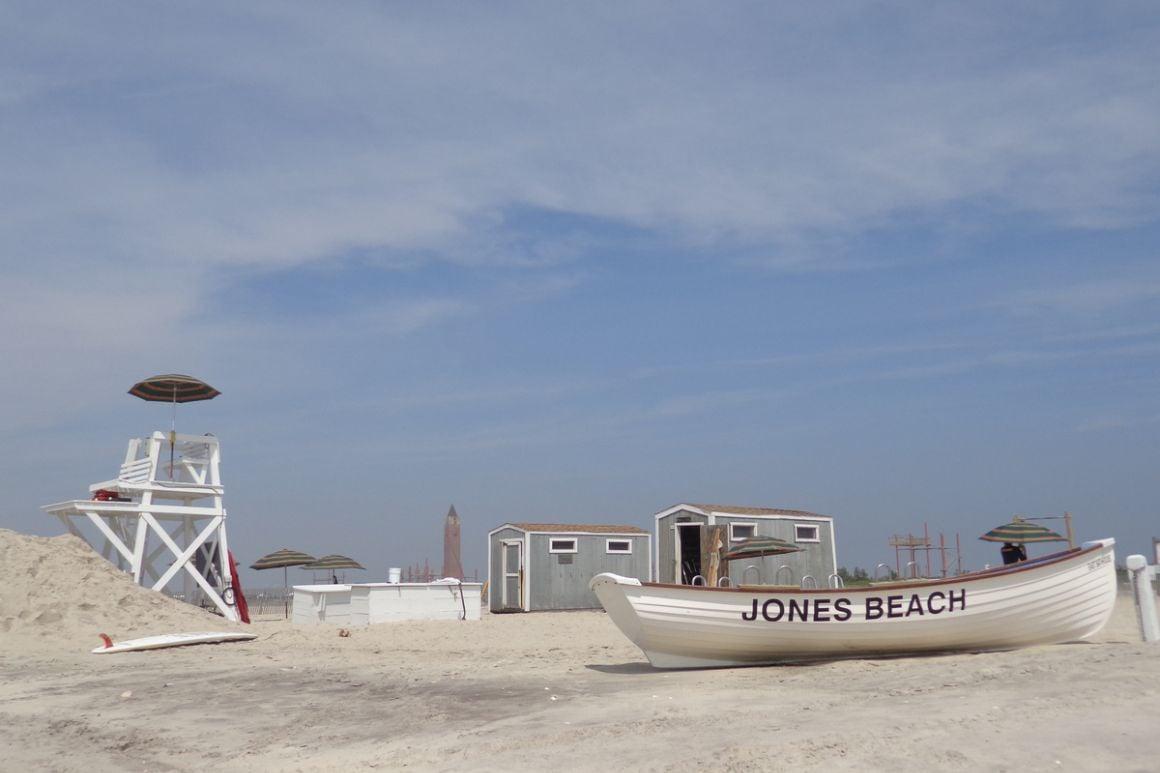 Jones Beach Park Long Island