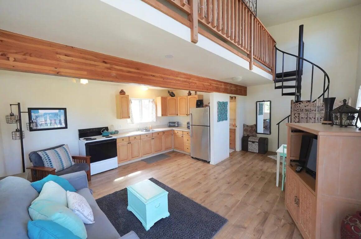 Loft-Style Home Near Beach