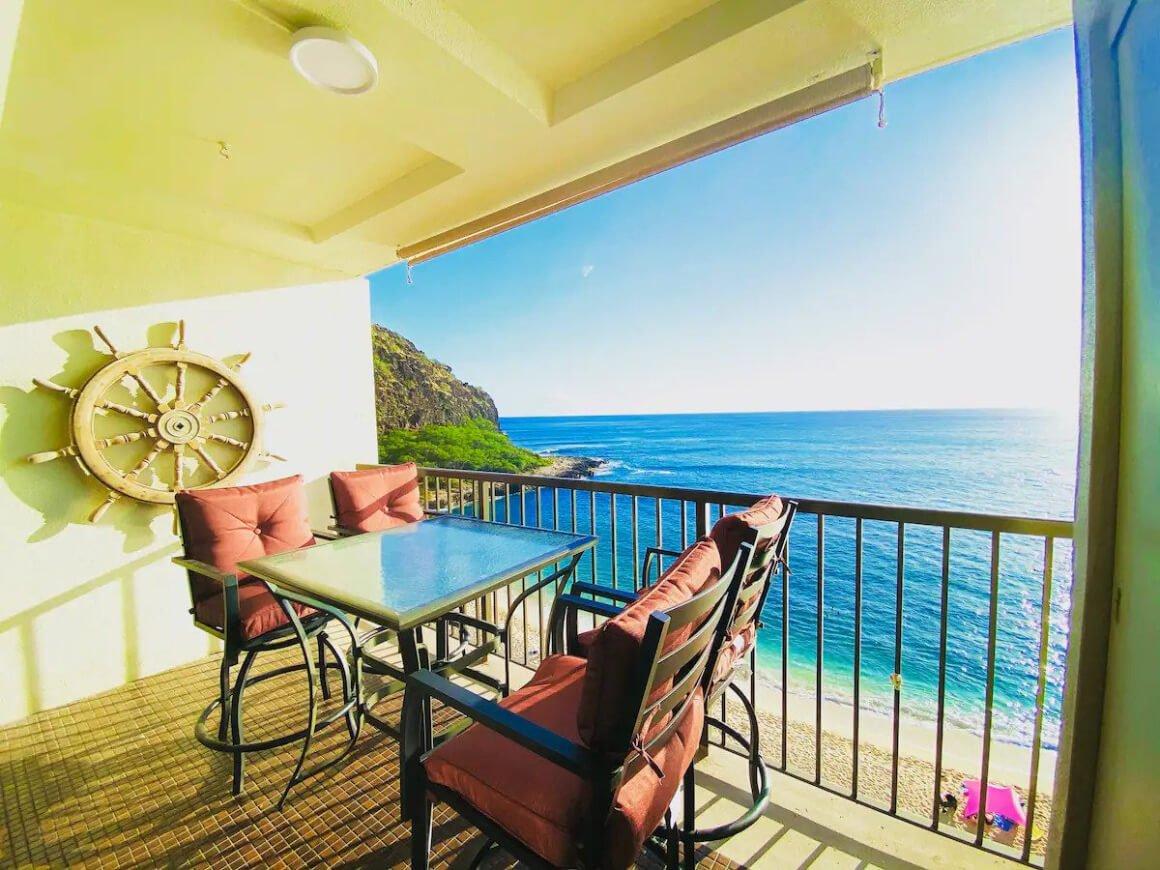 Luxury Ocean-Front Condo at Turtle Beach