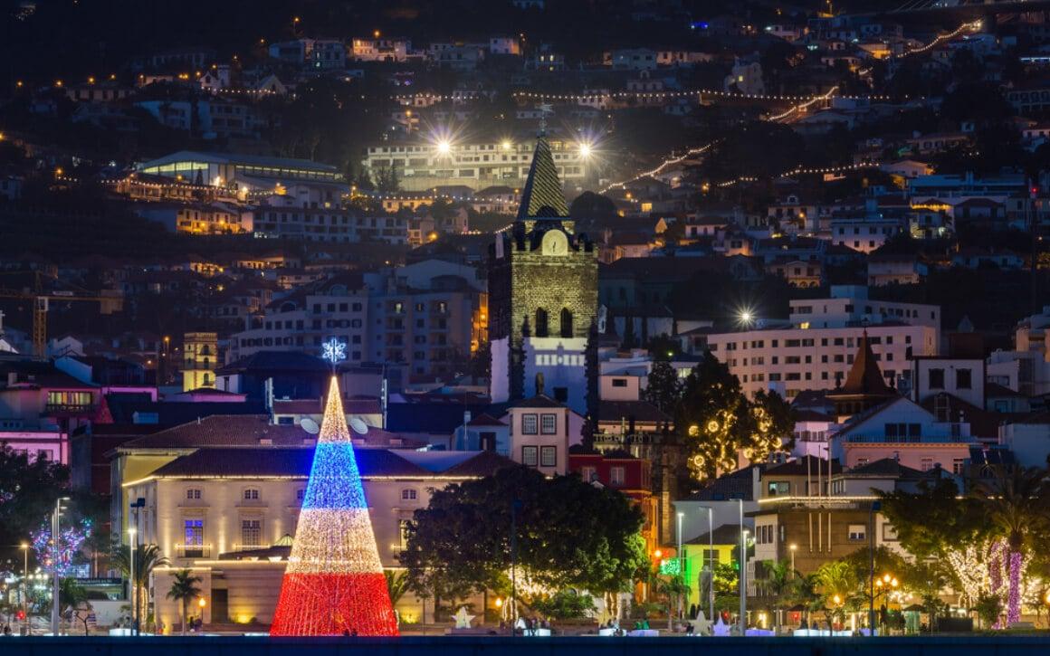 Madeira, Portugal Christmas Market