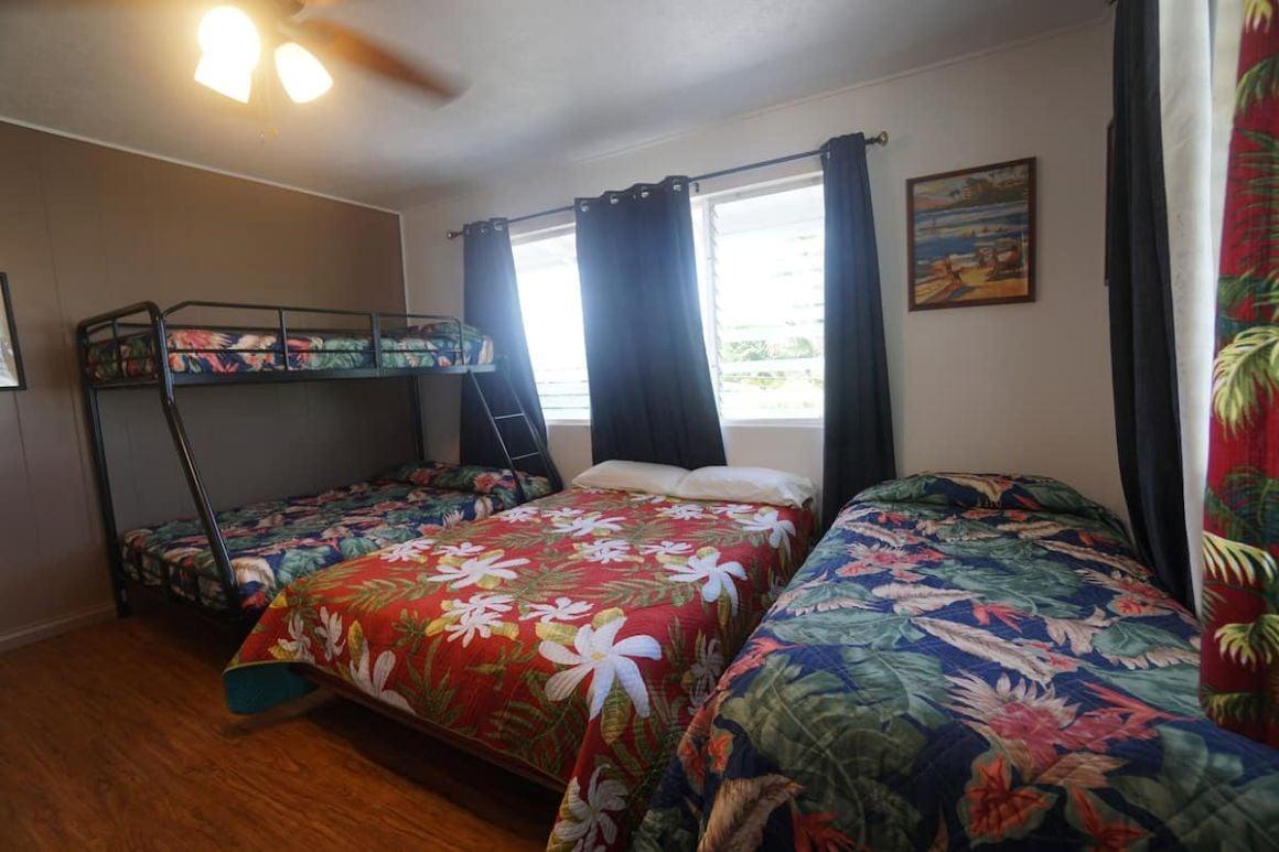 Maui Hana Inn Room 7