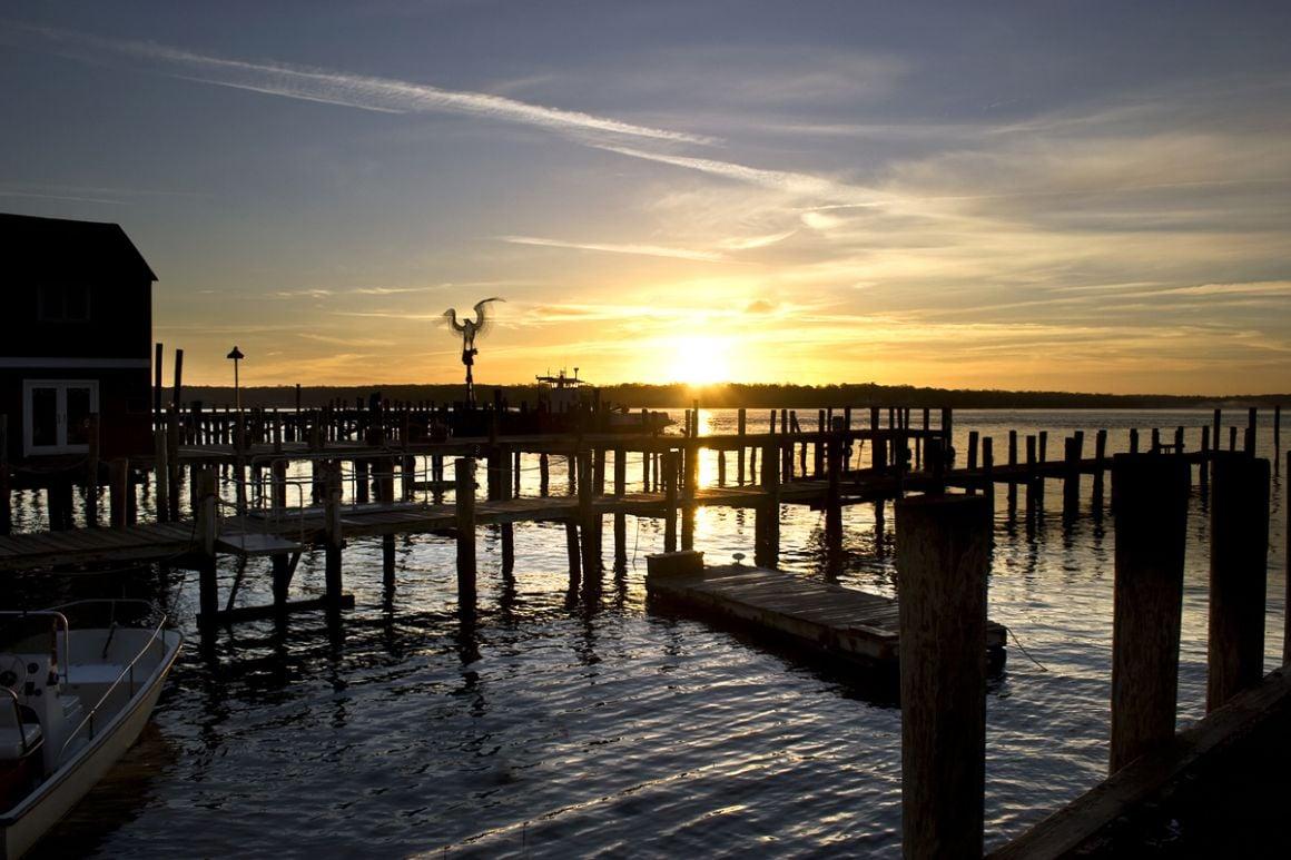 Mitchell marina Long Island