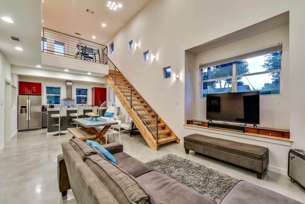 Modern Luxury House with Hot Tub Austin