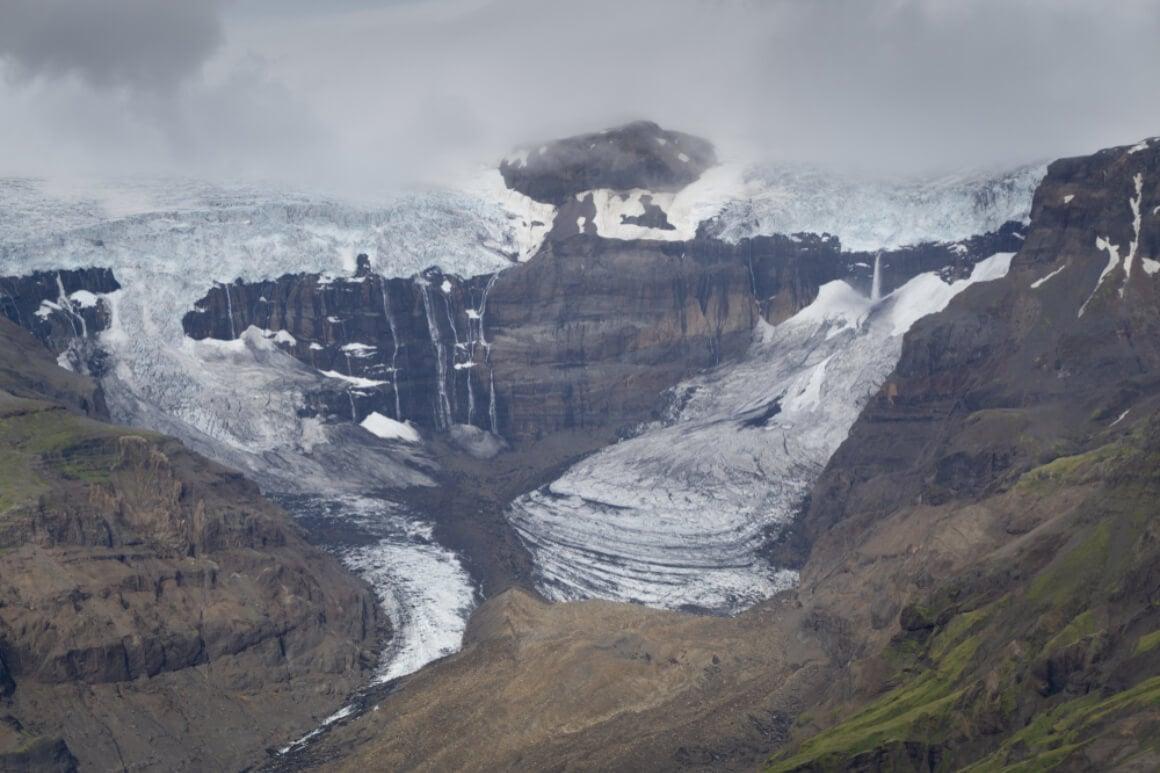 Morsárfoss Iceland