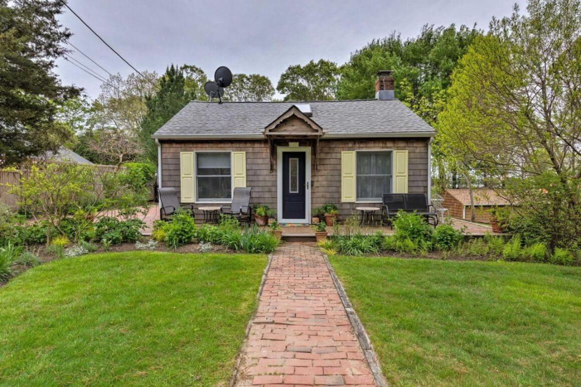 Peaceful 2 Bed Cottage with Garden The Hamptons