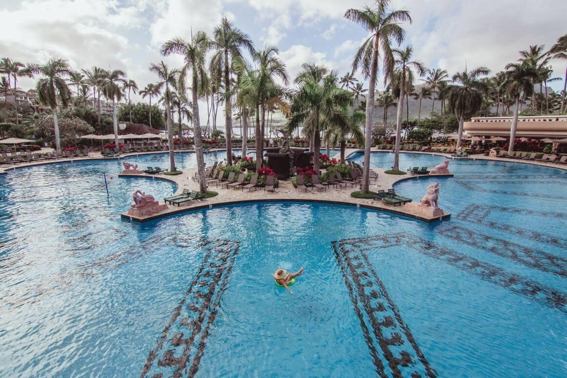 Pool Kauai