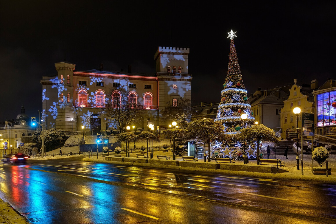 Poznan, Poland Christmas Market