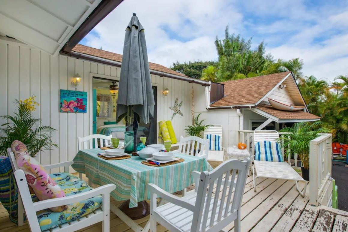 Quirky Beach-Themed 1 Bed Cottage