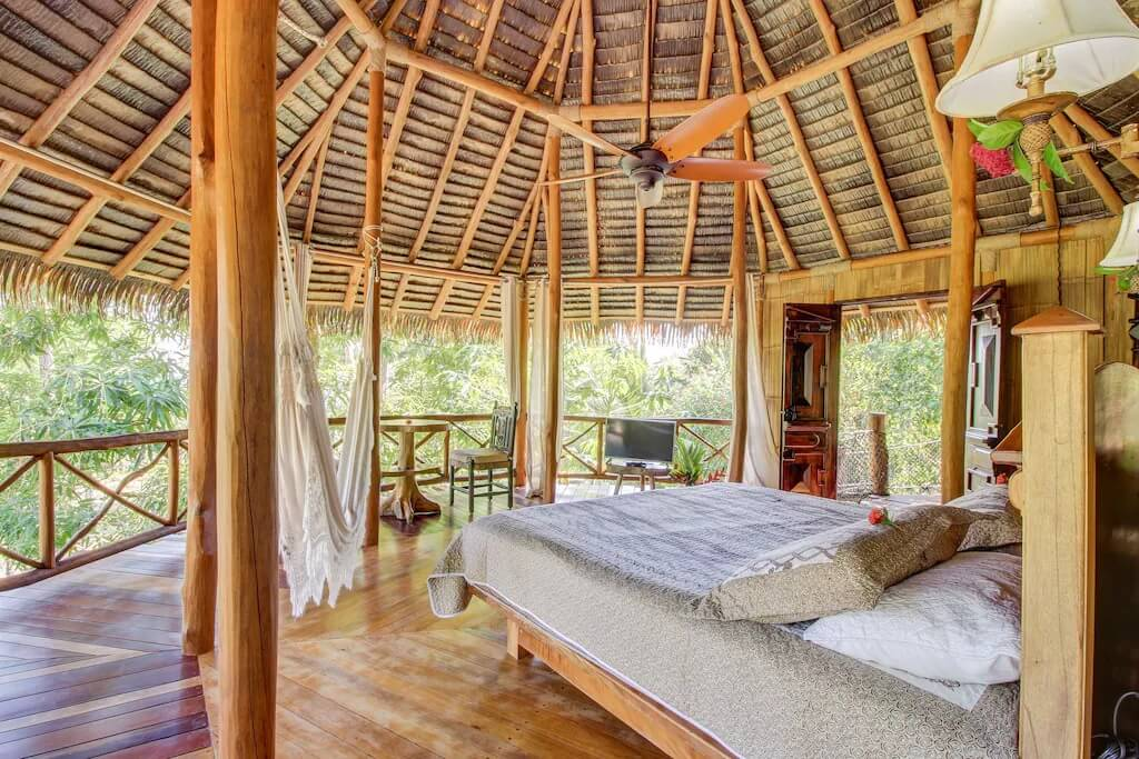 Romantic Treehouse with Jungle Views Costa Rica