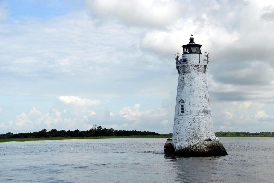 Savannah Georgia Lighthouse