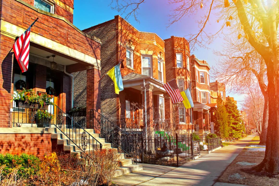 Ukranian Village Chicago