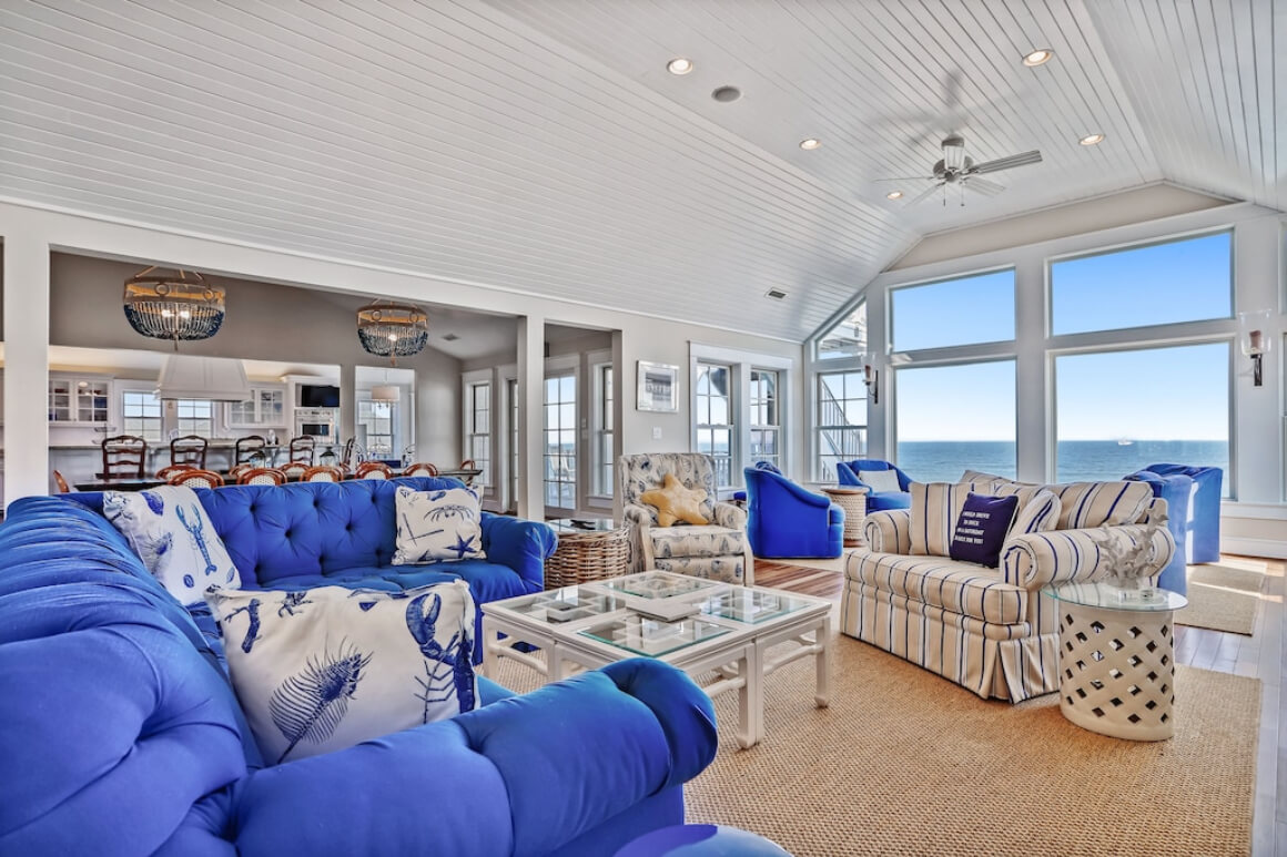 Stunning Oceanfront Home with Pool