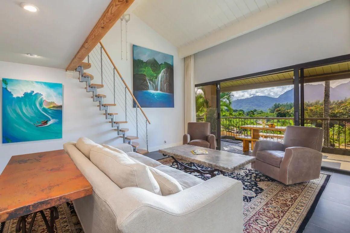 Stylish 1 Bed Resort Condo Kauai