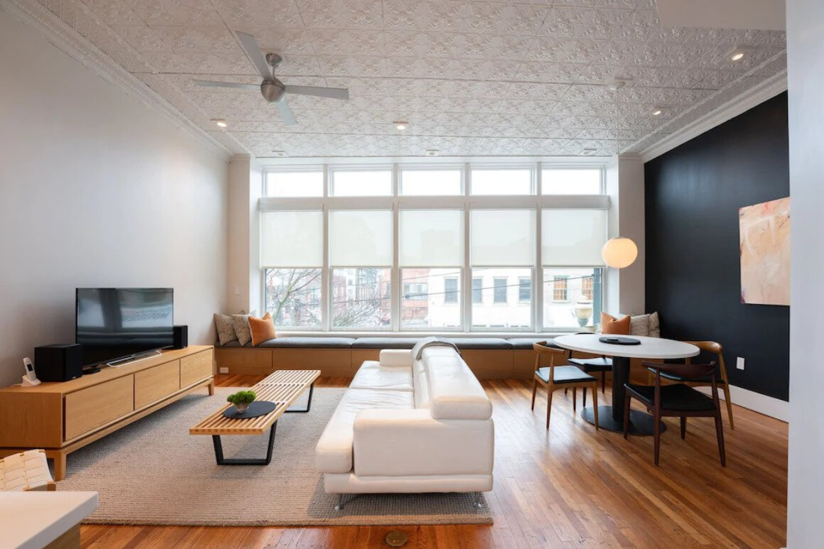 Stylish Downtown 1 Bed Apartment